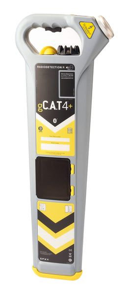 Radiodetection gCAT4+ with StrikeAlert Cable Detector