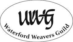 Wed, April 6th, Presentation to Waterford Weavers Guild