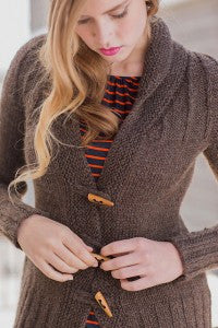 Solitude Jacket wins Knitting Daily KAL vote