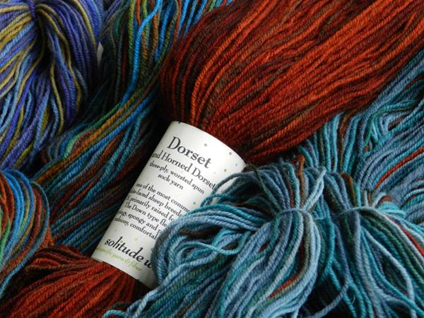 Dorset Yarn - Solitude Wool