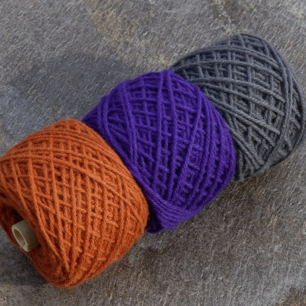 Dorset Hike three color sock kits