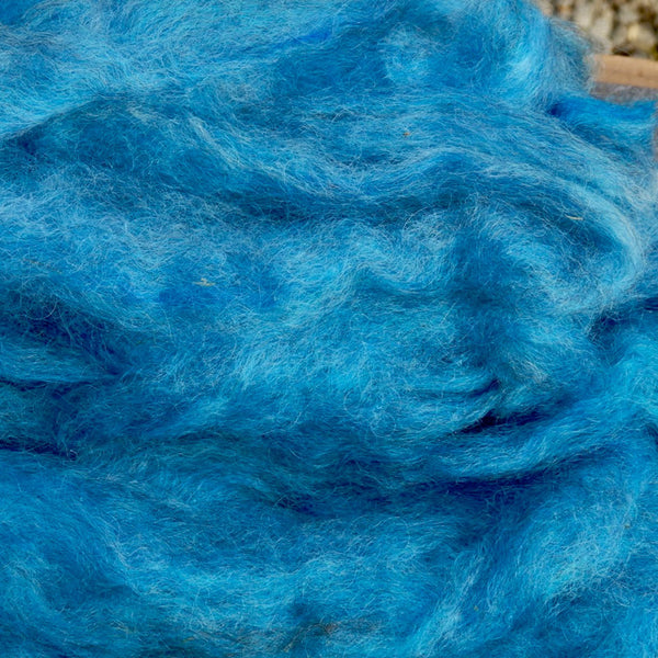 roving dyed colors or blends