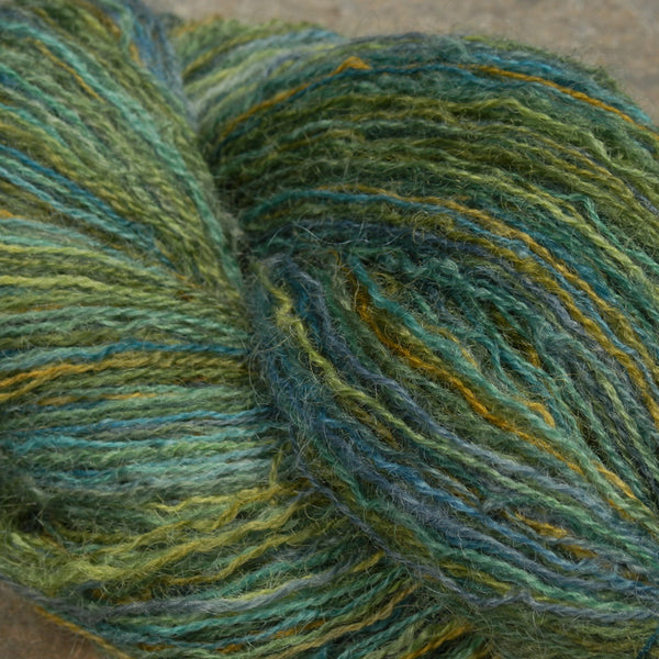 Monet's Pond Coopworth Lace Yarn