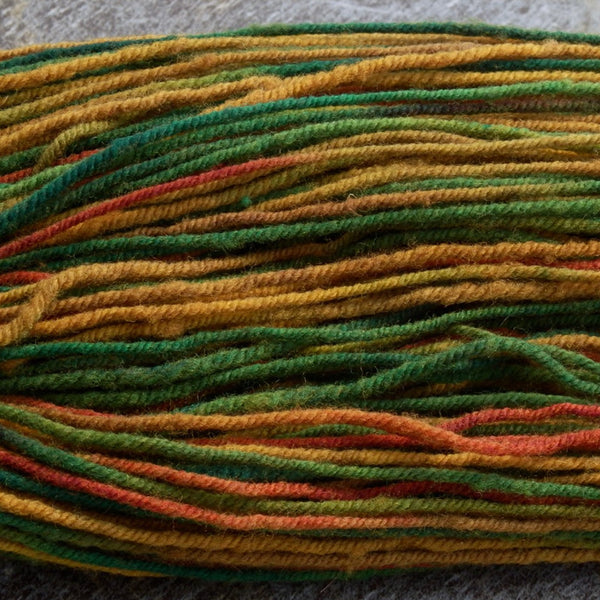 3-Ply Targhee Sock Yarn