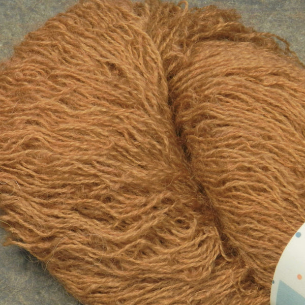 Butterscotch Coopworth Lace Yarn