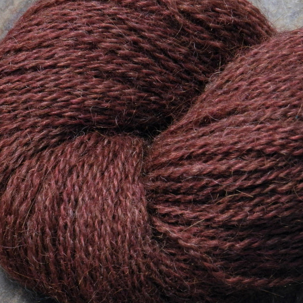 undyed brown