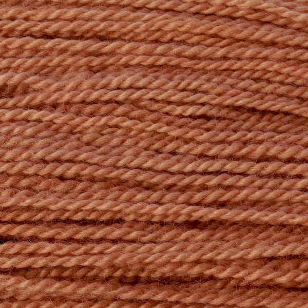 Romney semi-worsted spun