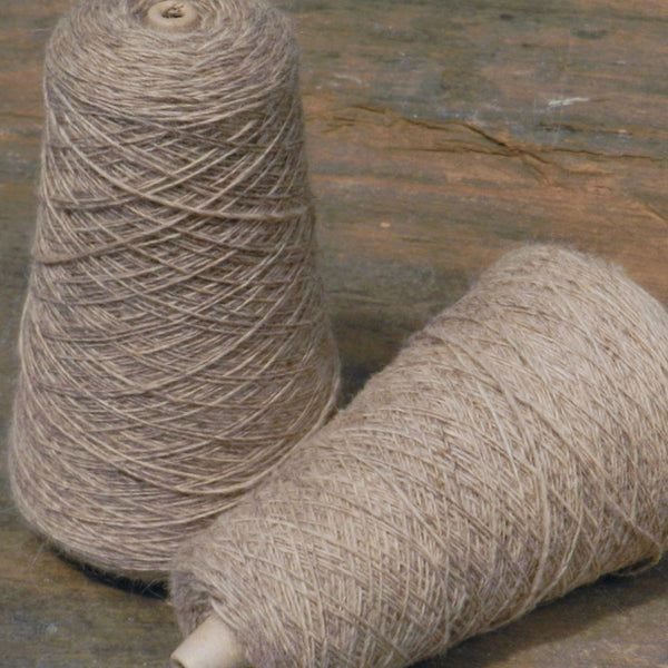 Undyed North Country Cheviot Yarn