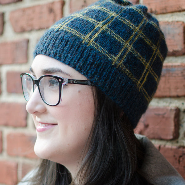 intersections hat pattern