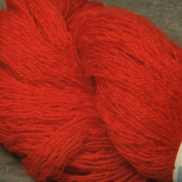 Poppies Coopworth Lace Yarn