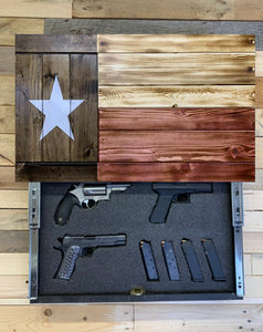 Texas Natural Stain Concealment Flag