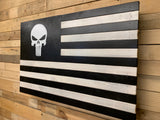 Punisher Concealment Flag - ProtectYOURshelves