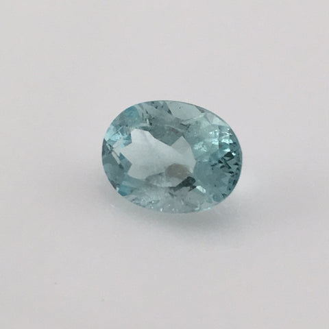 3.3 carat Mount Antero Aquamarine Gemstone - Colonial Gems