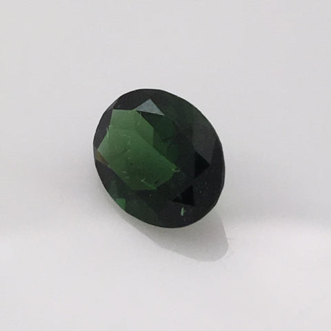 1.5 carat Nepalese Green Tourmaline Gemstone - Colonial Gems