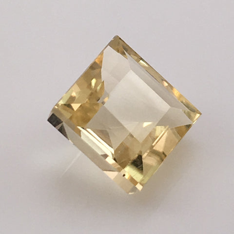 8 carat Golden Scapolite Gemstone - Colonial Gems