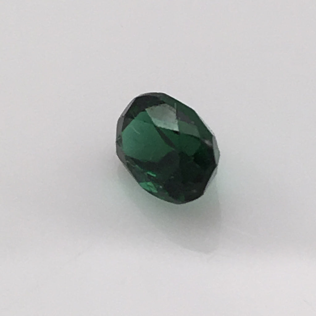 .68 carat Green Chrome Tourmaline Gem - Colonial Gems