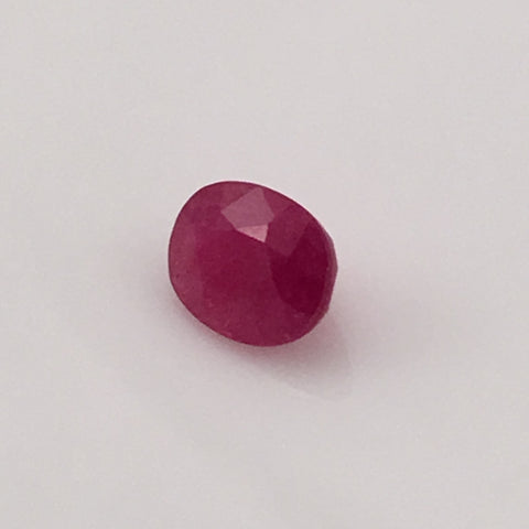 1.64 carat Thai Ruby Gemstone - Colonial Gems
