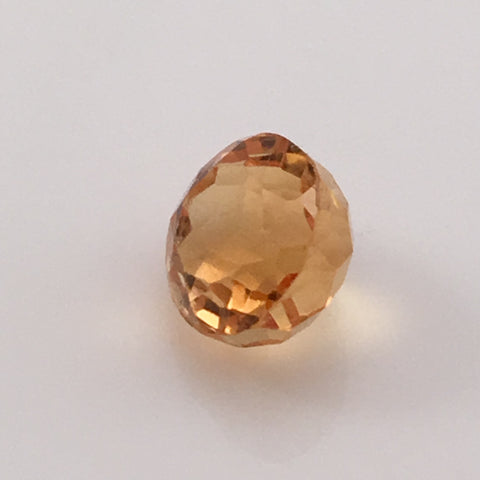 5 carat Oval Citrine - Colonial Gems