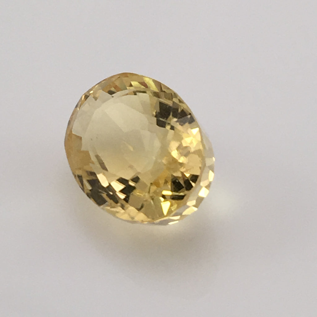4.8 carat Yellow Scapolite Gemstone - Colonial Gems