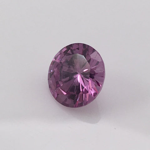 4.6 carat Purple Fire Zircon Gemstone - Colonial Gems