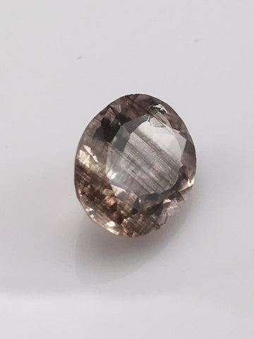 7.5 carat Smokey Grey Rutile Gemstone - Colonial Gems