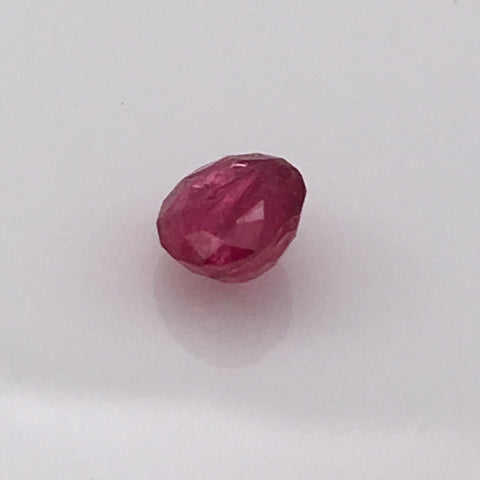 1.07 Ceylon Ruby Gemstone - Colonial Gems