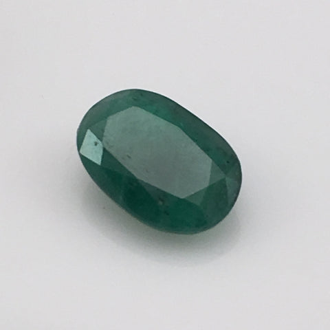 4.1 carat Afghan Emerald Gemstone - Colonial Gems