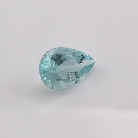 2.3 carat Mount Antero Aquamarine Gemstone - Colonial Gems