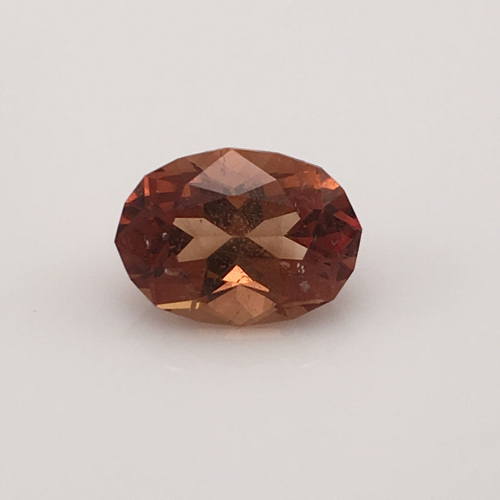 10.1 carat Chocolate Zanzibar Topaz Gemstone - Colonial Gems