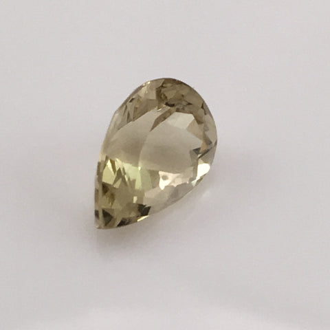 3.1 Carat Yellow Chrysoberyl Gemstone - Colonial Gems