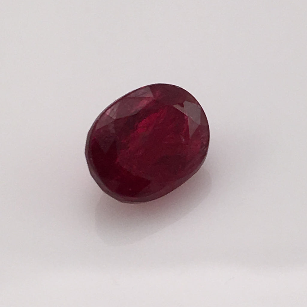 3.1 carat Red Spinel Gemstone - Colonial Gems