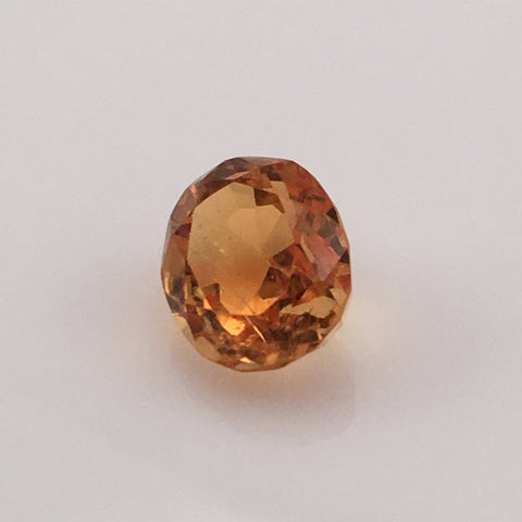 3.3 carat Golden Citrine Gemstone - Colonial Gems