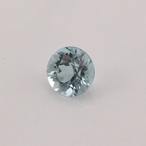 1.3 carat brilliant Colorado Aquamarine Gemstone - Colonial Gems