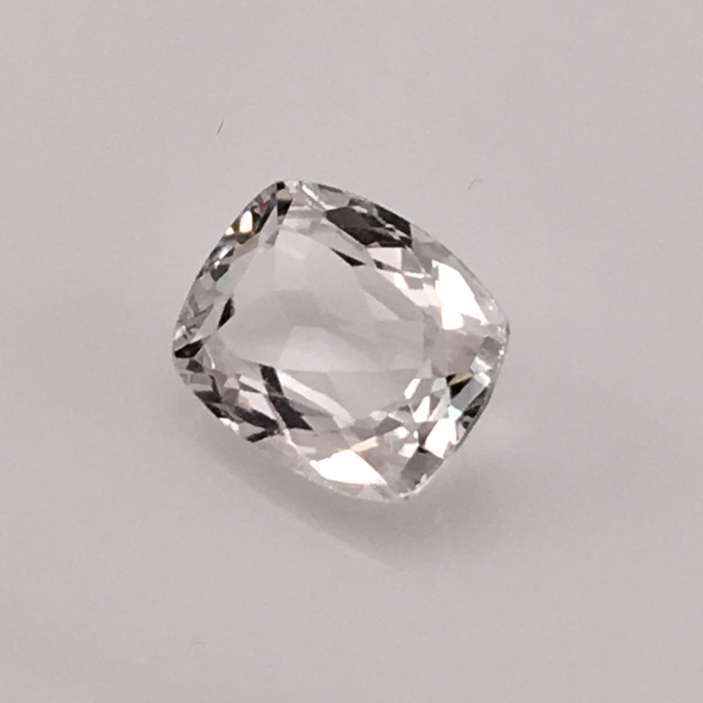 2.8 carat American Morganite Gemstone - Colonial Gems
