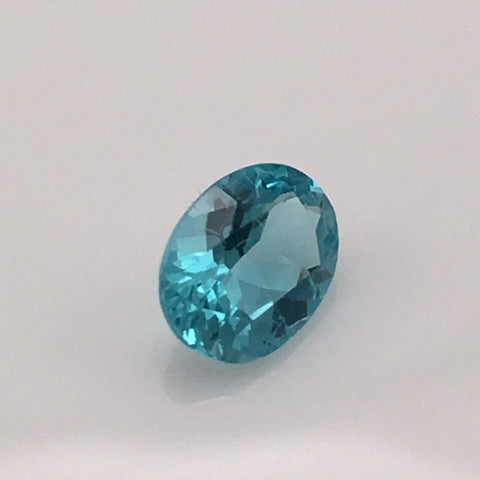 1.3 carat Blue Apatite Gem - Colonial Gems