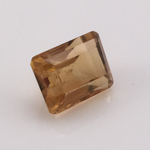 5.8 carat Tiger Citrine Gemstone - Colonial Gems