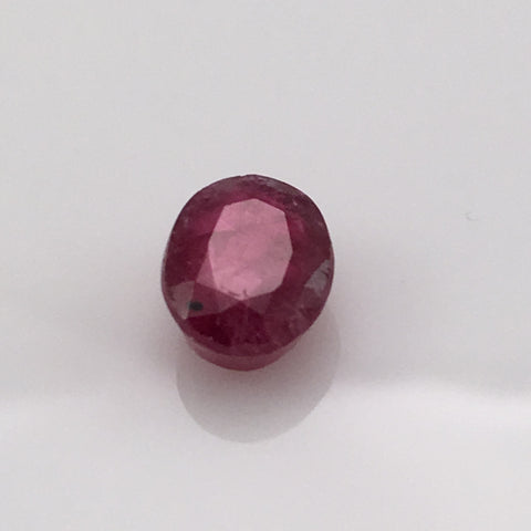 3.6 carat South Indian Ruby Gemstone - Colonial Gems