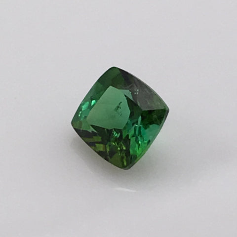 1.4 carat Emerald Green Tourmaline Gemstone - Colonial Gems