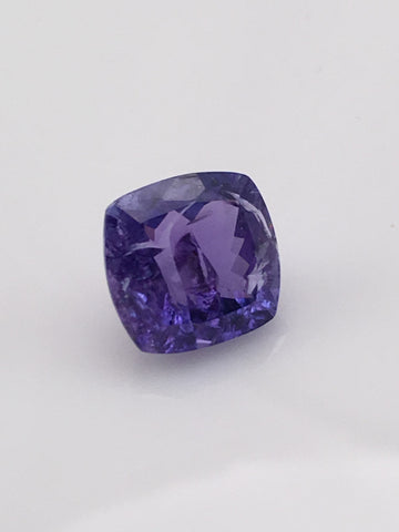 5.6 carat Amazing Tanzanite Gemstone - Colonial Gems