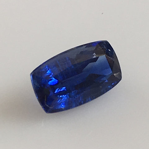 2.6 carat Nepal Blue Fire Kyanite Gemstone - Colonial Gems