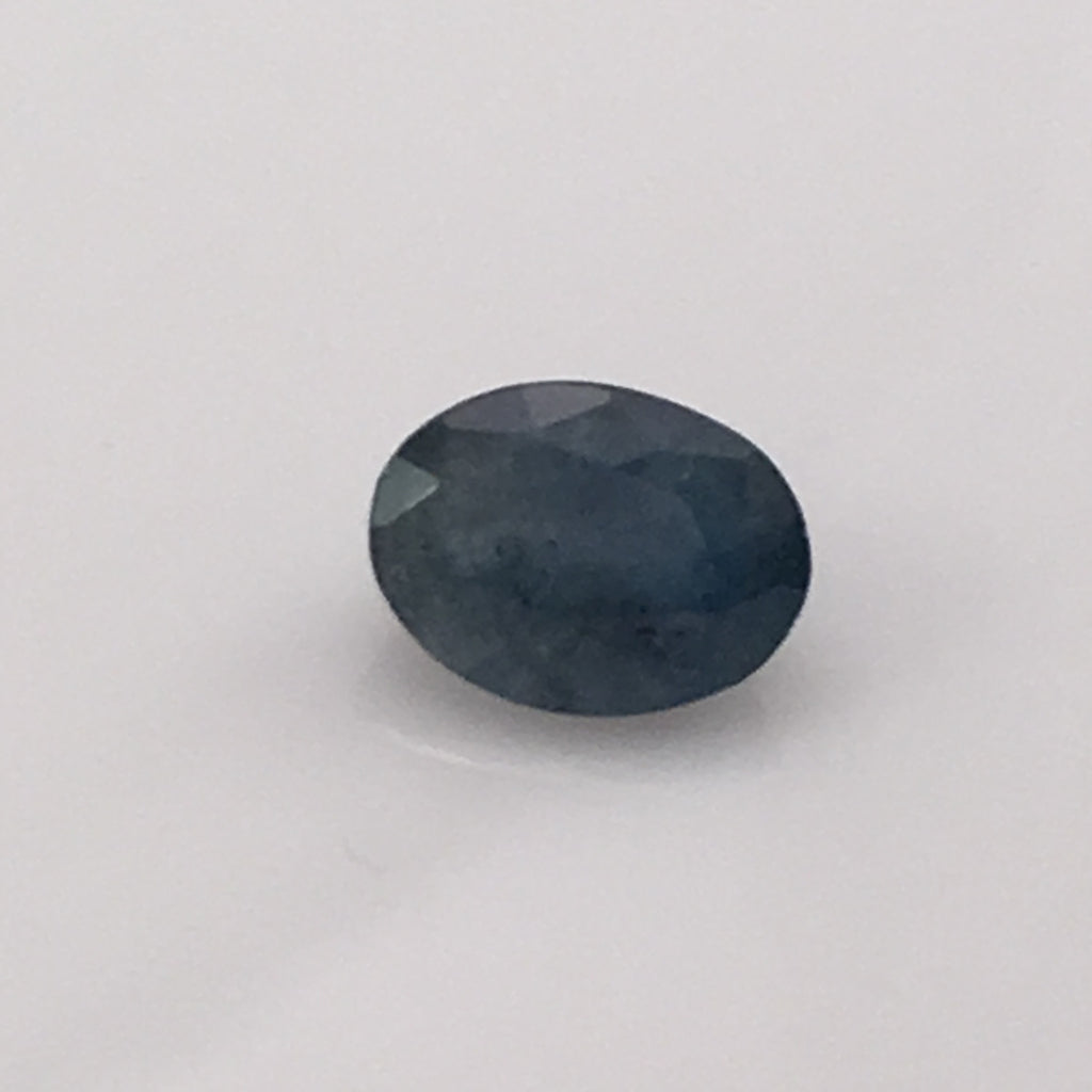 2.2 carat Greenland Sapphire - Colonial Gems