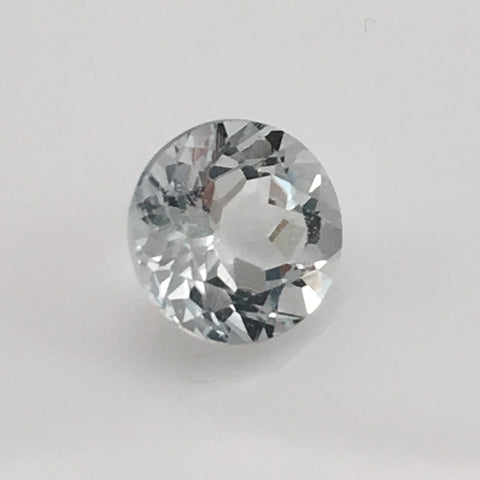 3.5 carat White Topaz Gemstone - Colonial Gems
