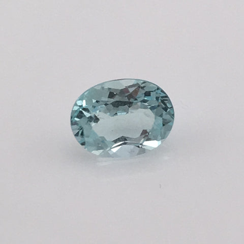 1.2 carat Colorado Aquamarine Gemstone - Colonial Gems