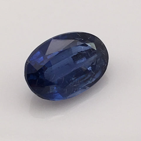 4.8 carat Blue Nepalese Kyanite Gemstone - Colonial Gems