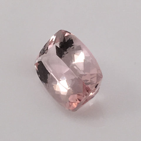 7.2 carat Brazilian Morganite Gemstone - Colonial Gems