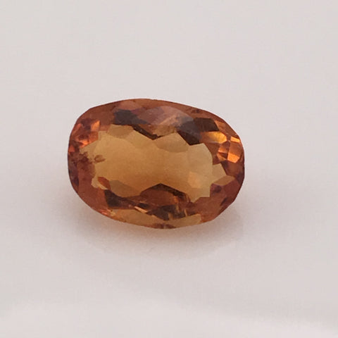 4.4 carat South American Golden Citrine Gemstone - Colonial Gems