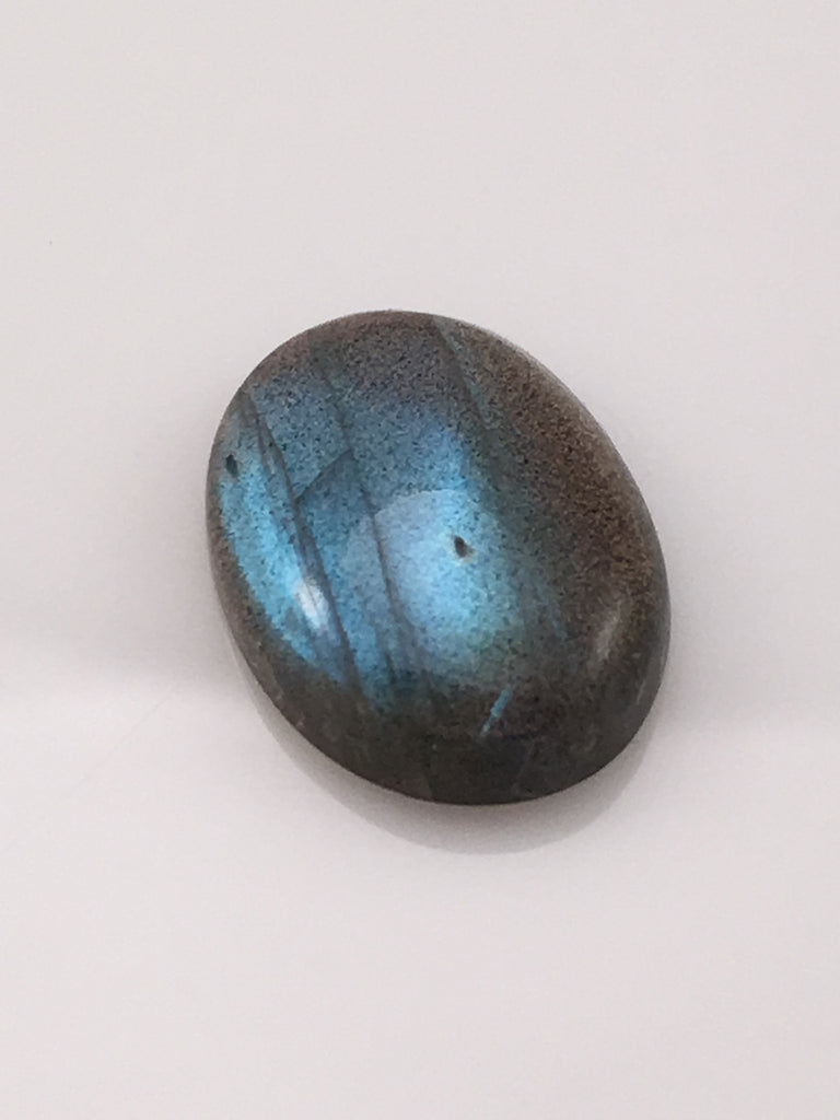 8.6 carat South Indian Labrodorite Cabochon - Colonial Gems