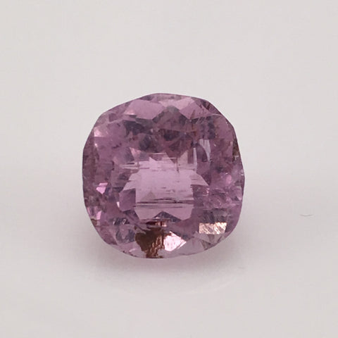 26 carat Pink Cushion Kunzite Gemstone - Colonial Gems