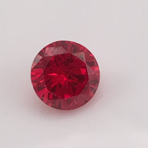 5.2 carat Red Fire Zircon Gemstone - Colonial Gems