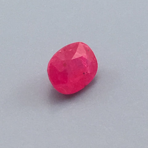 2.21 carat Thai Ruby Gemstone - Colonial Gems